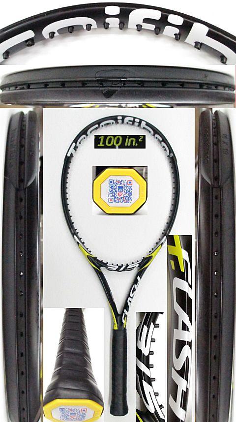 【中古 テニスラケット】OT0248 テクニファイバー T-フラッシュ315