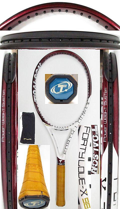 【中古 テニスラケット】OT0249 トアルソン フォーティーラブ-X98