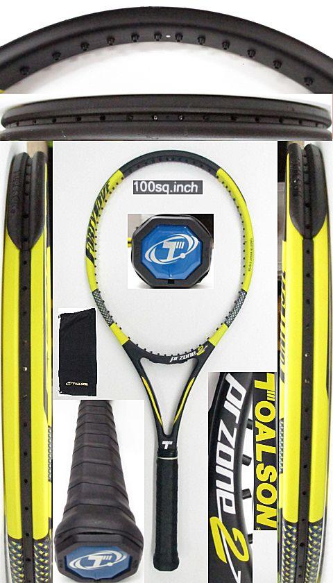 【中古 テニスラケット】OT0251 トアルソン フォーティーラブ プロゾーン2