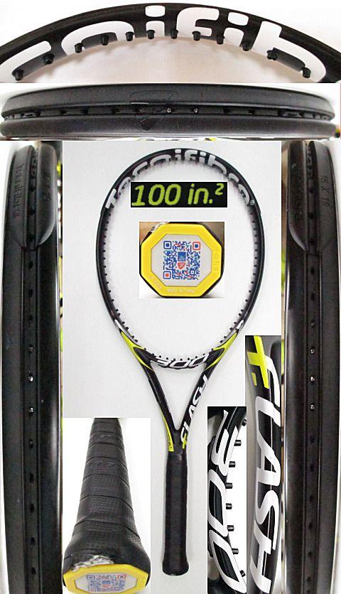 【中古 テニスラケット】OT0253 テクニファイバー T-フラッシュ300