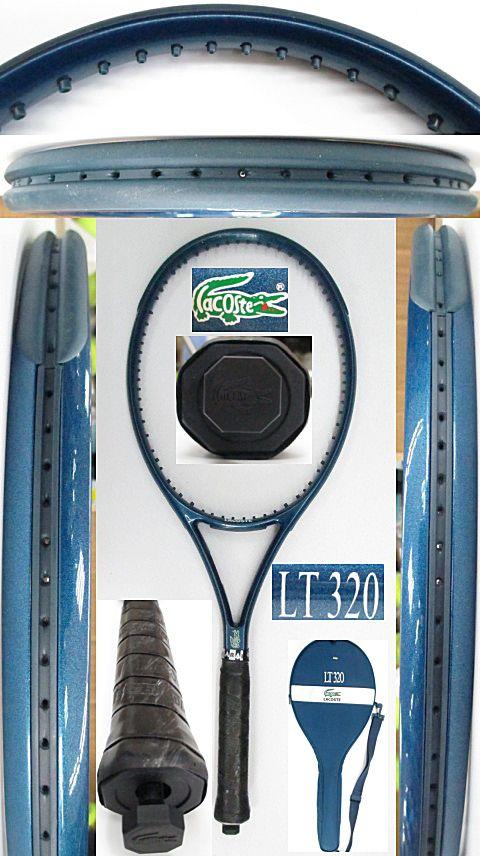【中古 テニスラケット】 OT0257 ラコステ LT320