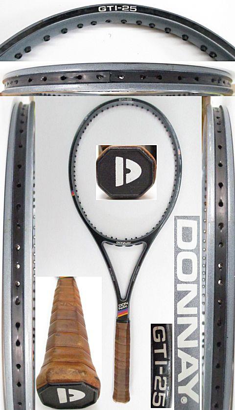 【中古 テニスラケット】OT0258 ドネー GTI-25