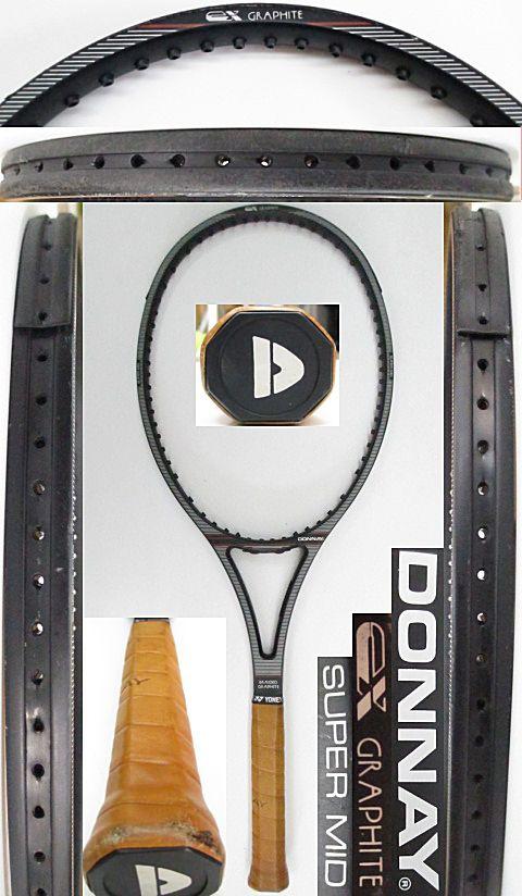 【中古 テニスラケット】OT025 ドネー CXグラファイト