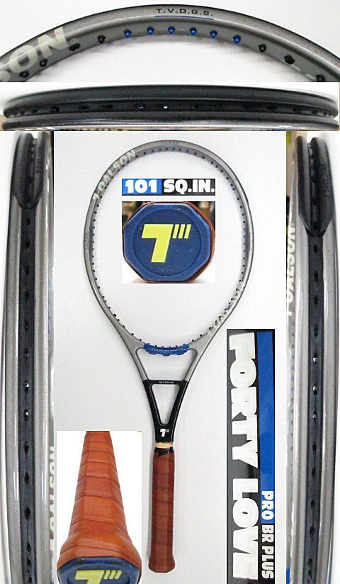 【中古 テニスラケット】OT0260 トアルソン フォーティーラブ PRO BR PLUS