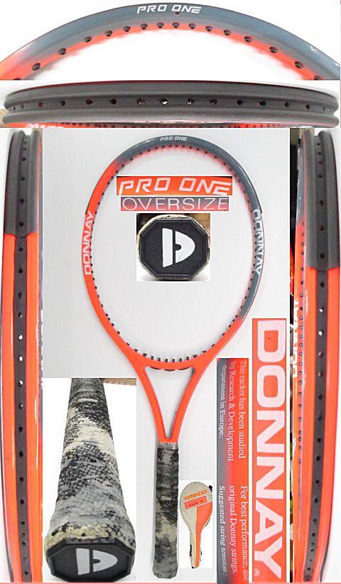 【中古 テニスラケット】OT0263 ドネー プロワン オーバーサイズ