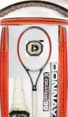 【中古テニスラケット】ドネー X-オレンジ99