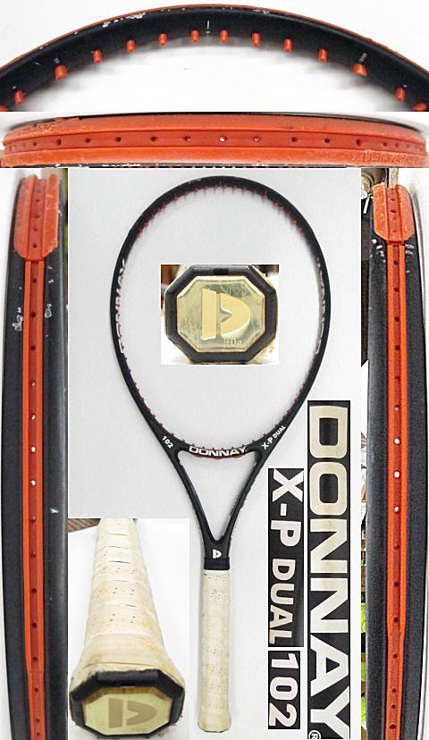 【中古 テニスラケット】OT0267 ドネー X-Pデュアル102