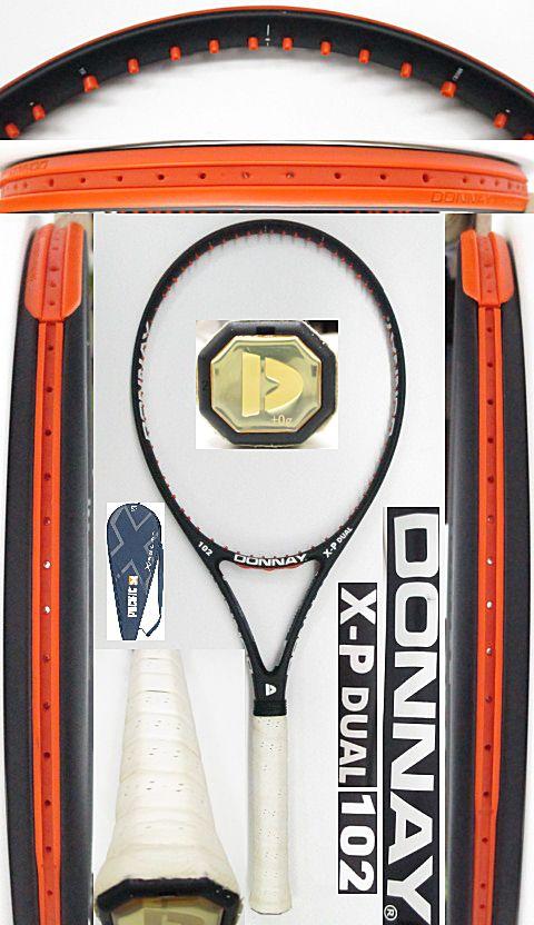 【中古 テニスラケット】OT0268 ドネー X-Pデュアル102