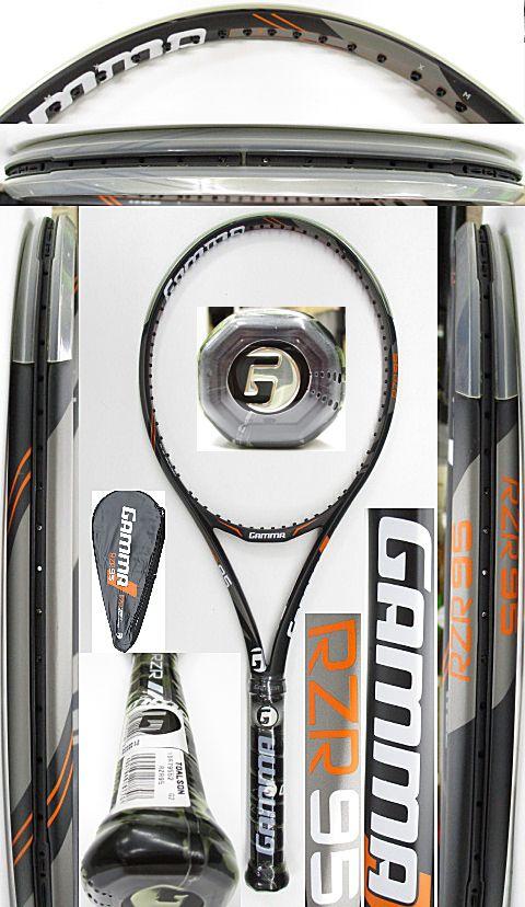 【中古 テニスラケット】OT0270 ガンマ RZR95