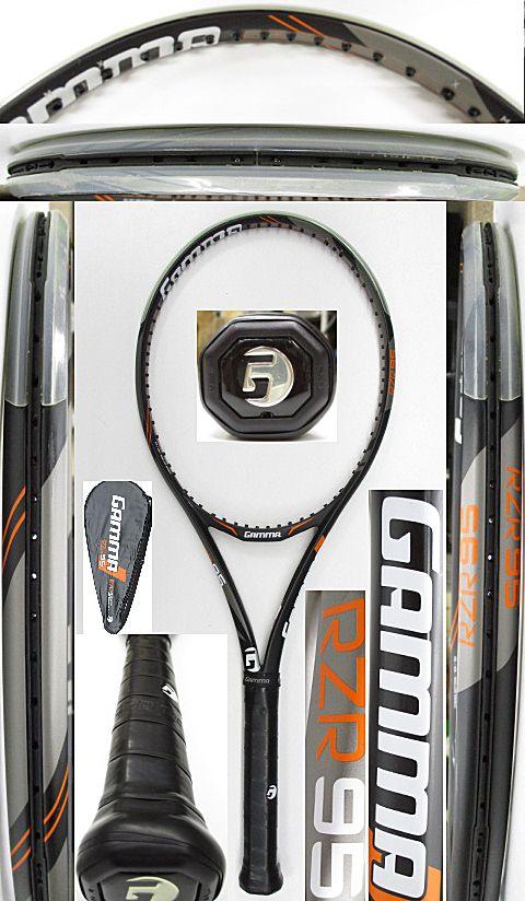 【中古 テニスラケット】OT0271 ガンマ RZR95