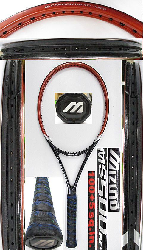 【中古 テニスラケット】OT0274 ミズノ MS500N+