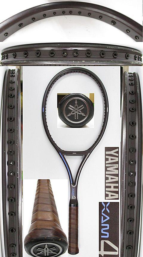 【中古 テニスラケット】OT0275 ヤマハ XAN4