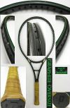 【中古テニスラケット】プリンス・グラファイト オーバーサイズ (MADE IN THAILAND)