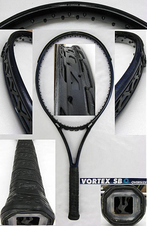 【中古テニスラケット】プリンス ボルテックス SB オーバーサイズ VORTEX SB OVERSIZE