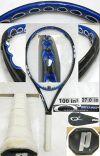 【中古テニスラケット】プリンス・O3ハイブリッドシャーク