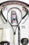 【中古テニスラケット】プリンス・O3XFホワイトライト