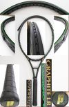 【中古テニスラケット】プリンス グラファイトLB オーバーサイズ