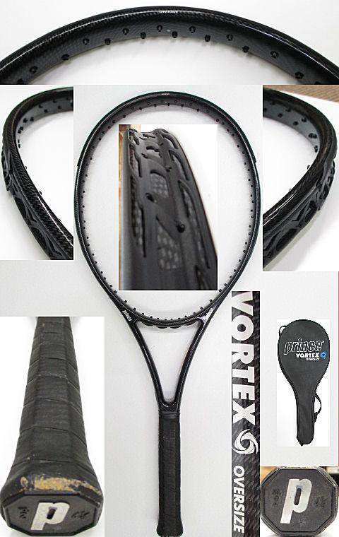 【中古 テニスラケット】P0579 プリンス ボルテックス オーバーサイズ