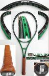 【中古テニスラケット】プリンス EXO3グラファイト93