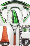 【中古テニスラケット】プリンス EXO3グラファイト100S