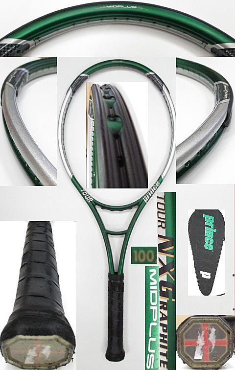 【中古 テニスラケット】P0609 プリンス ツアーNXグラファイトMP