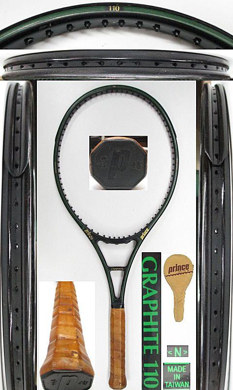 【中古 テニスラケット】P0636 プリンス グラファイト110