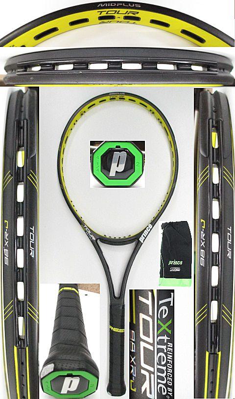 【中古 テニスラケット】P0638 プリンス ツアー98XR-J
