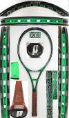 【中古テニスラケット】プリンス EXO3グラファイト100