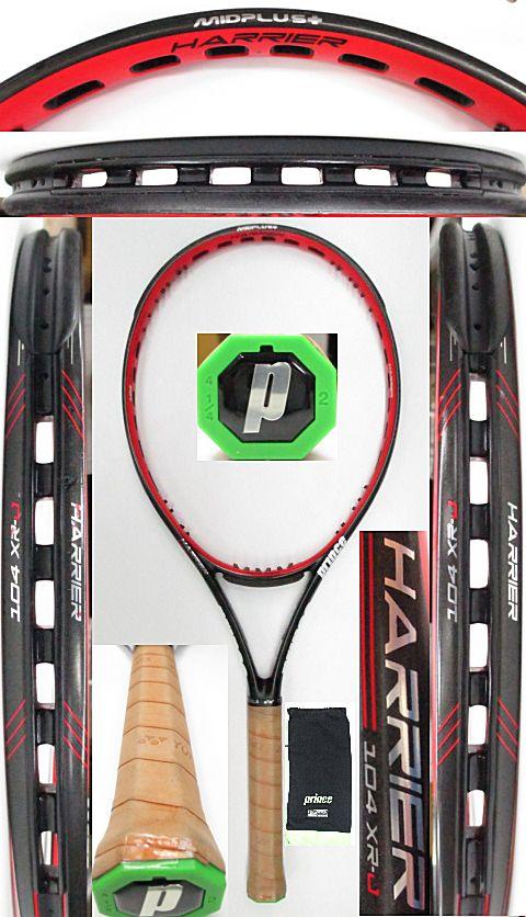 【中古 テニスラケット】P0674 プリンス ハリアー104XR-J
