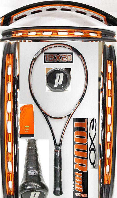 【中古 テニスラケット】P0681 プリンス EXO3ツアー100(18×20)