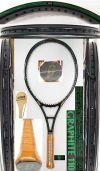 【中古テニスラケット】プリンス グラファイト110【TAIWAN】