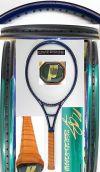 【中古テニスラケット】プリンス マイケルチャングラファイト オーバーサイズ