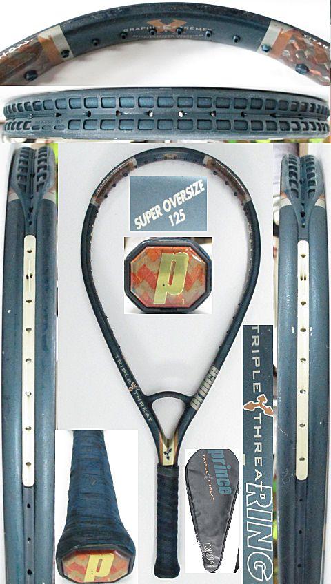 【中古 テニスラケット】P0703 プリンス TTリング