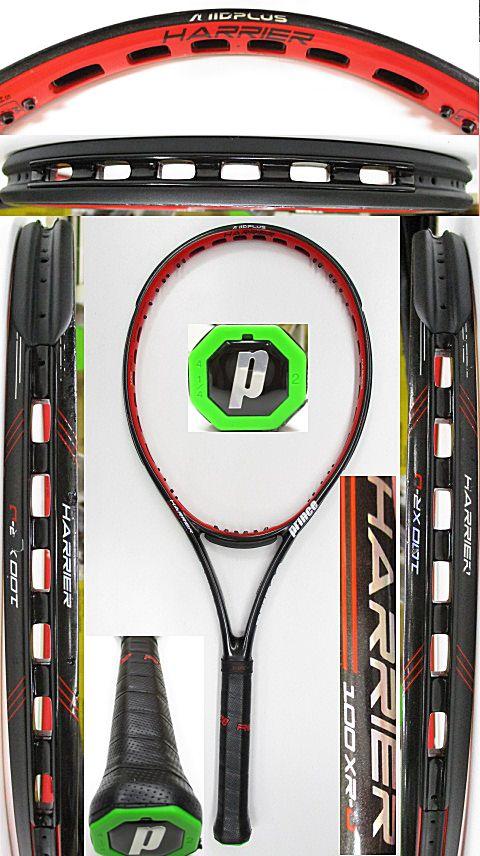 【中古 テニスラケット】P0714 プリンス ハリアー100XR-J