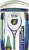 【中古テニスラケット】プリンス グラファイトA1 OS