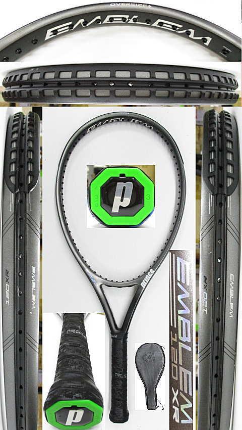 【中古 テニスラケット】P0739 プリンス エンブレム120XR