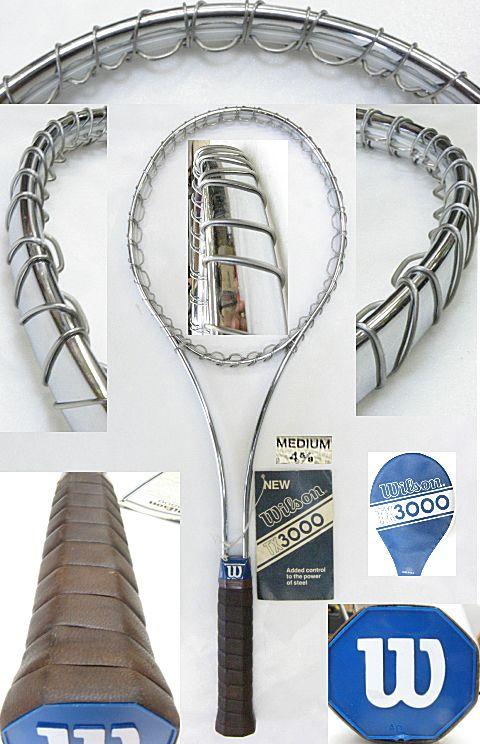 【中古 テニスラケット】VI-0001 ウイルソン TX-3000