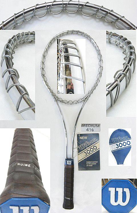 【中古 テニスラケット】VI-0002 ウイルソン TX-3000
