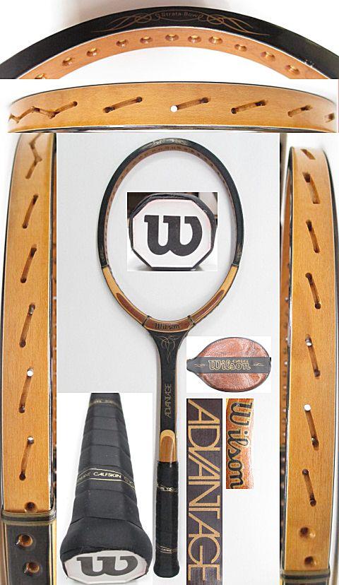 【中古 テニスラケット】VI-0023 ウイルソン アドバンテージ