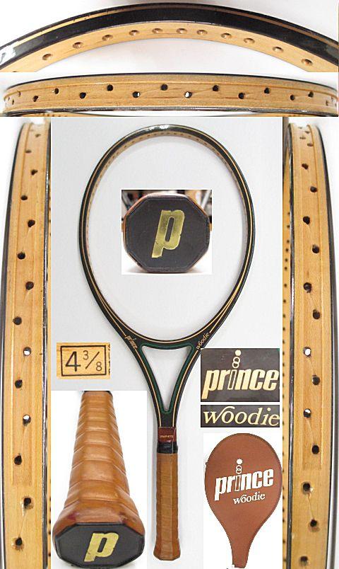 【中古 テニスラケット】VI-0028 プリンス ウッディ