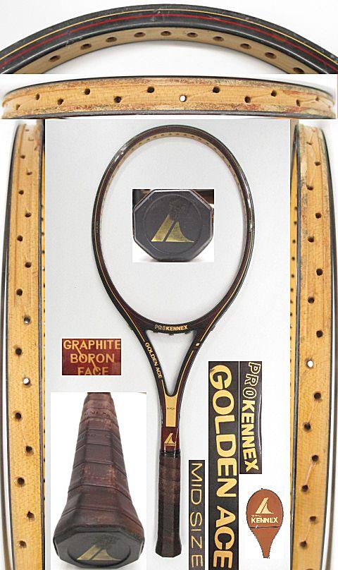 【中古 テニスラケット】VI-0036 プロケネックス ゴールデンエース