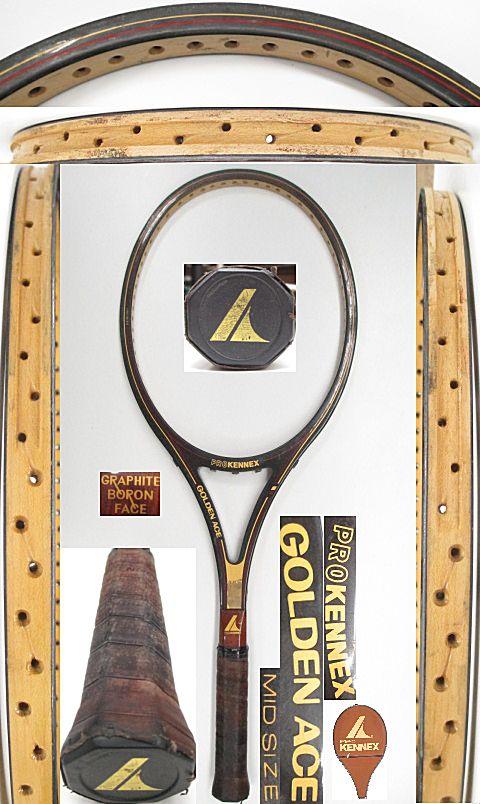 【中古 テニスラケット】VI-0037 プロケネックス ゴールデンエース