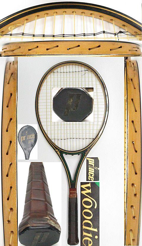 【中古 テニスラケット】VI-0044 プリンス ウッディ