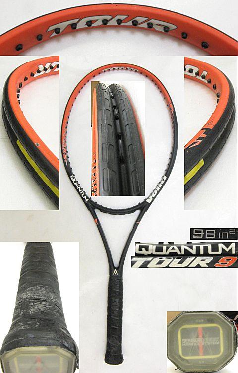 【中古テニスラケット】フォルクル クァンタム ツアー 9 QUANTUM TOUR 9