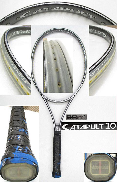【中古テニスラケット】フォルクル カタパルト10 CATAPULT 10