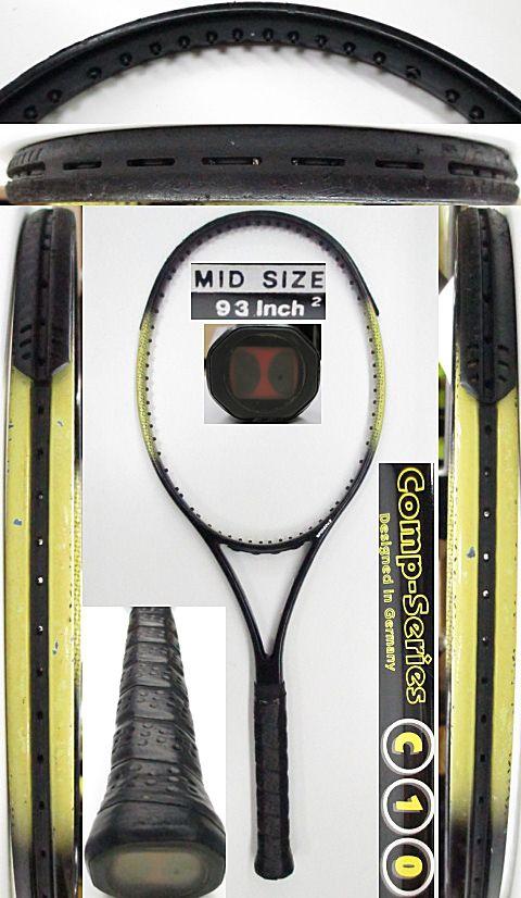 【中古 テニスラケット】VO-0257 フォルクル C-10