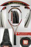 【中古テニスラケット】ウイルソン ・nSIX-ONE95