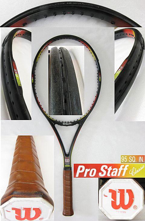 【中古テニスラケット】ウイルソン プロスタッフクラシック95 ProstaffClassic95