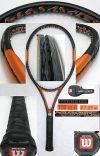 【中古テニスラケット】ウイルソン ・ハンマーツアー オーバーサイズ
