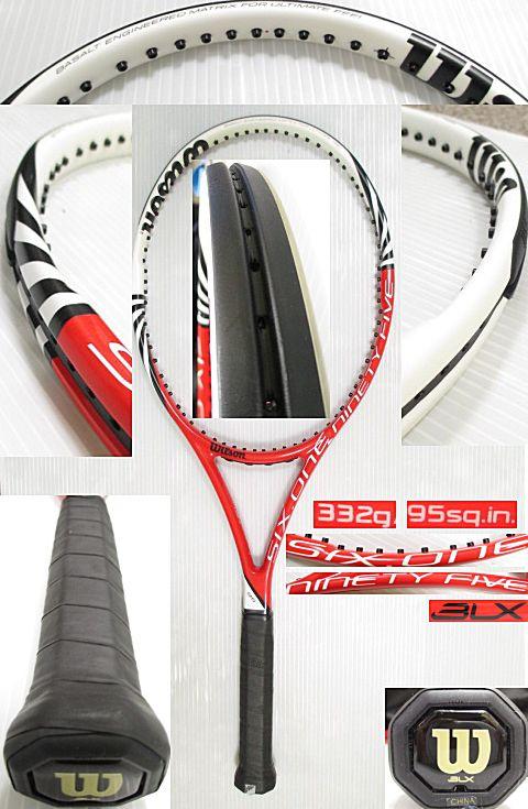【中古テニスラケット】ウイルソン SIX.ONE95 US